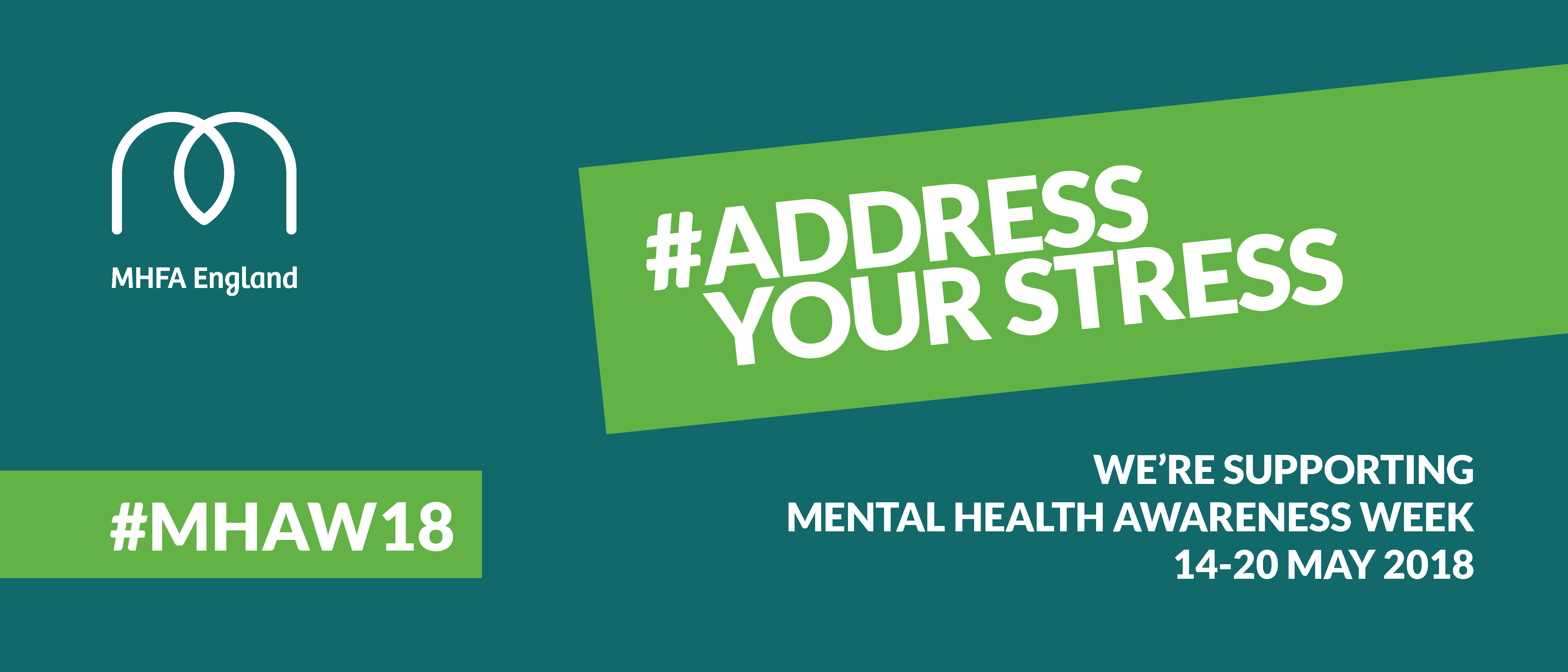 Address Your Stress Toolkit Launches Mhfa England