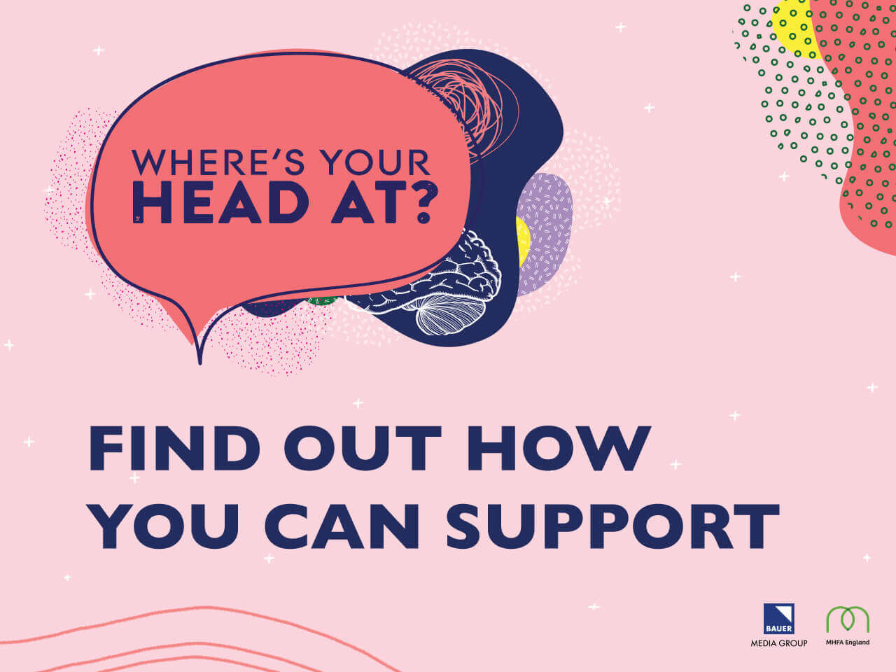 How you can support the Where's Your Head At? Workplace Manifesto