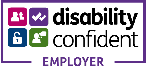 MHFA England is a Disability Confident Employer
