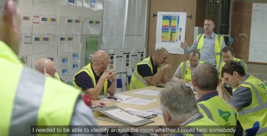 Video clip - MHFA training in construction