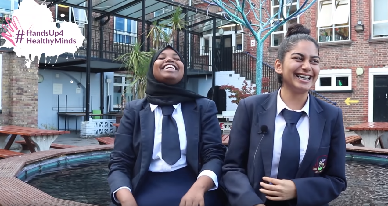 #HU4HM - Film clip - Hendon School: What we do to support our mental health